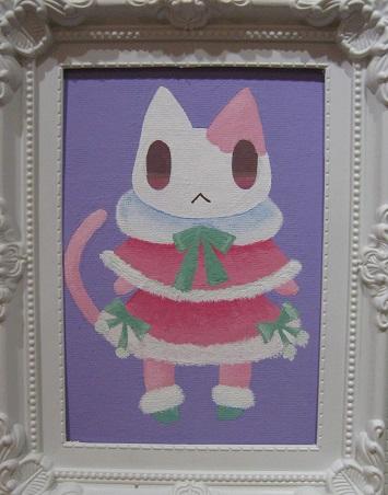 幻妖商会 企画展 「冬の肉球祭り」 猫科オンリー展 その4_e0134502_2275728.jpg