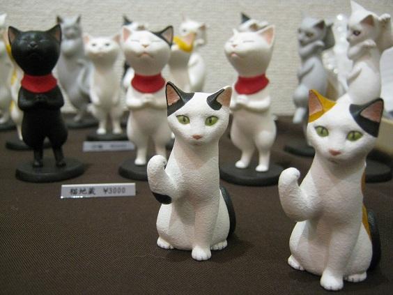 幻妖商会 企画展 「冬の肉球祭り」 猫科オンリー展 その4_e0134502_229571.jpg