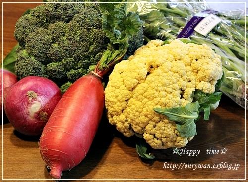 ごぼうの肉巻き弁当と彩り野菜と常備菜作り♪_f0348032_18190523.jpg