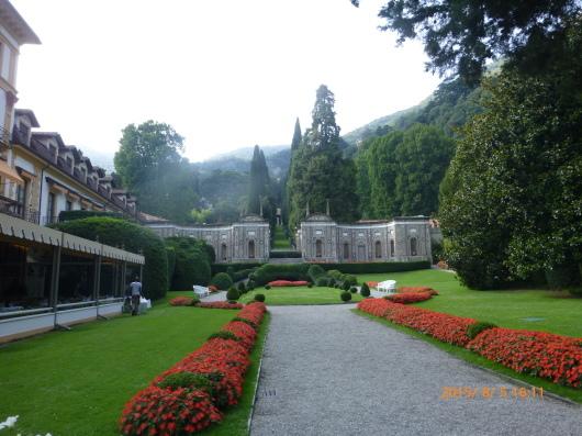 Varenna-Mennagio-Como-Villa d\'Este  コモ湖をめぐる_d0263859_19235004.jpg