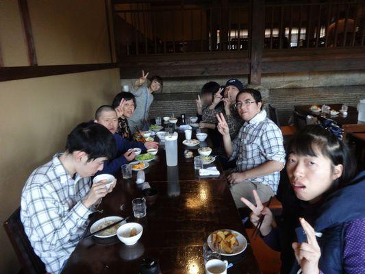 12/11 サニープレイス忘年会_a0154110_101281.jpg