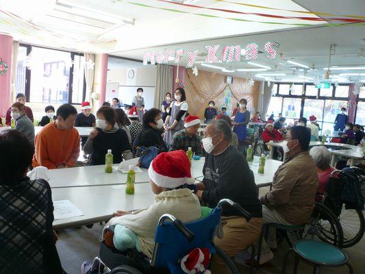12/13 聖愛園クリスマス会_a0154110_1020391.jpg