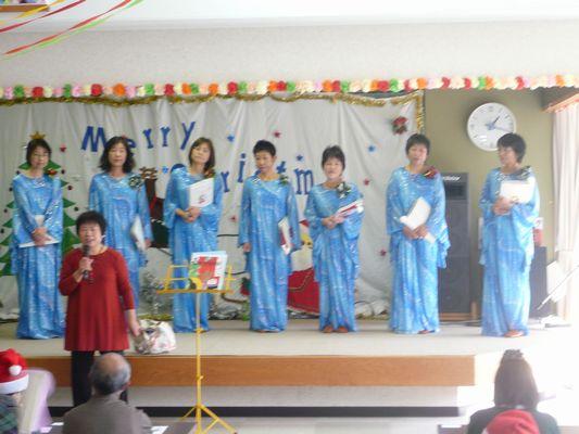 12/13 聖愛園クリスマス会_a0154110_1034639.jpg
