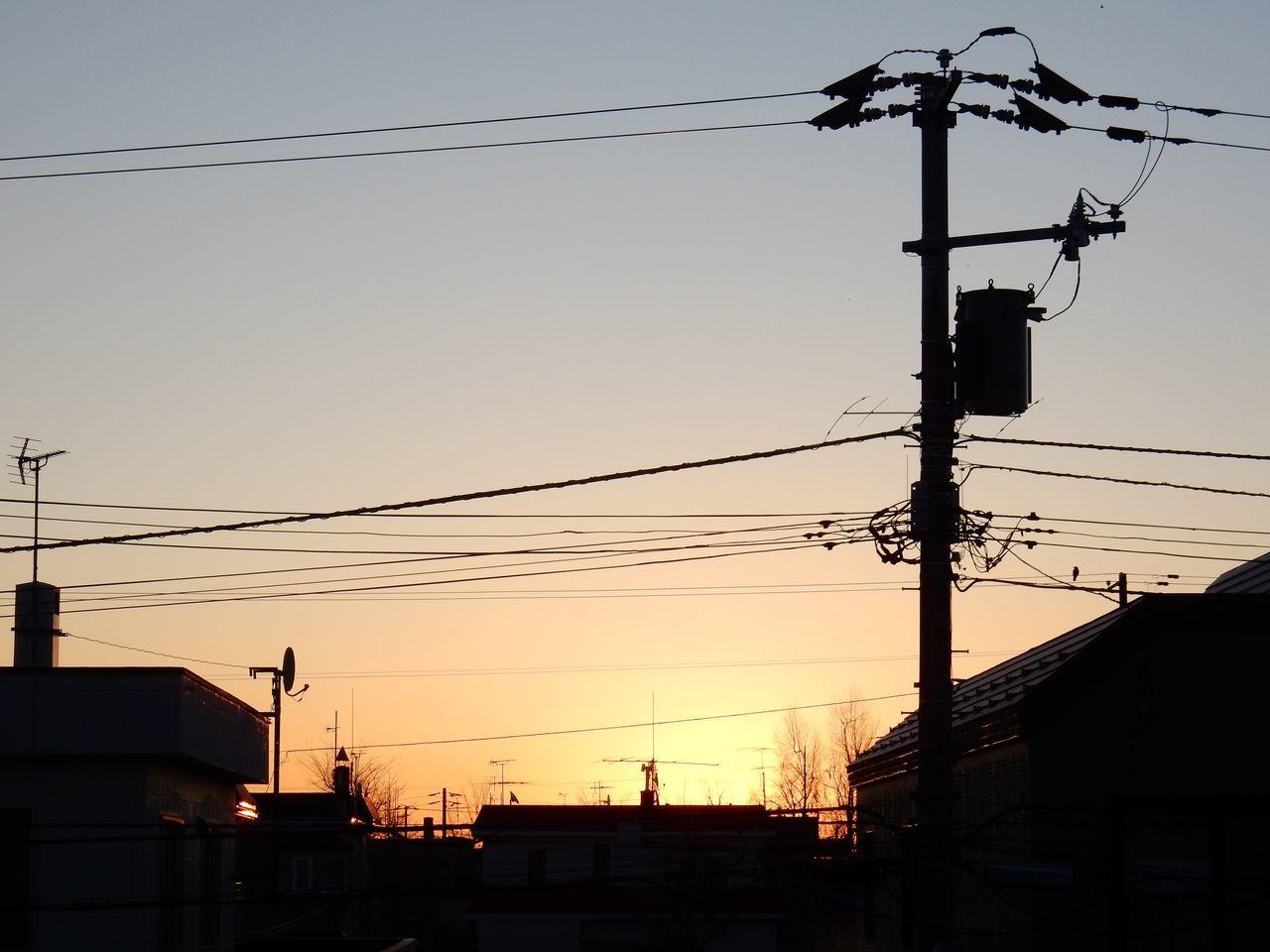 寝坊の朝日、早寝の夕日_c0025115_18331384.jpg