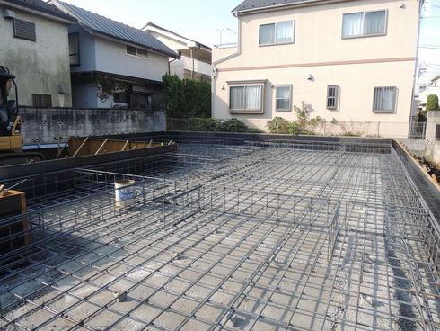 住宅新築工事-1<大きな吹抜けのあるお住まい>_f0140817_7165830.jpg
