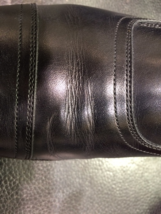 新しい靴にデリケートクリームのお勧め_b0226322_12020204.jpg