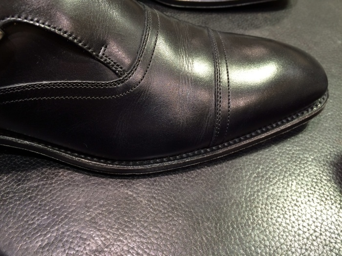 新しい靴にデリケートクリームのお勧め_b0226322_12022666.jpg