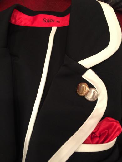 素敵すぎる、大人のマリンジャケット!@Regina Romantico_f0215324_10532930.jpg