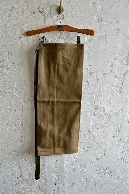 Czech army herring bone apron dead stock_f0226051_1337296.jpg