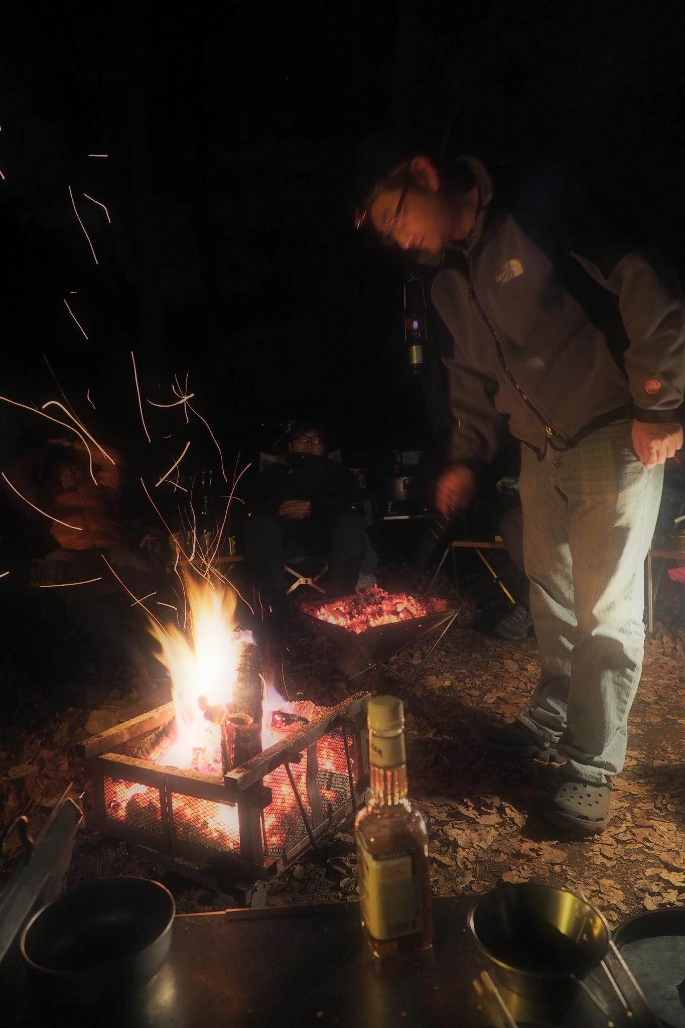 ◆キャンプマンズ2015 @ホウリーウッズ キャンプレポート①_b0008655_20422654.jpeg