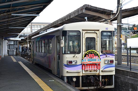 鉄道ブラ旅 岐阜の明知鉄道_e0164563_9161212.jpg