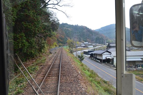 鉄道ブラ旅 岐阜の明知鉄道_e0164563_9162599.jpg
