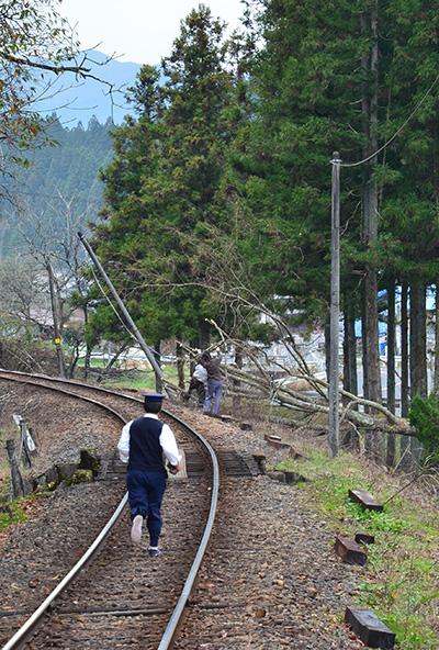 鉄道ブラ旅 岐阜の明知鉄道_e0164563_9191692.jpg