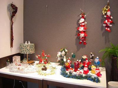 クリスマス展示_e0190287_17482285.jpg