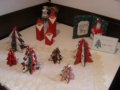 クリスマス展示_e0190287_1757617.jpg