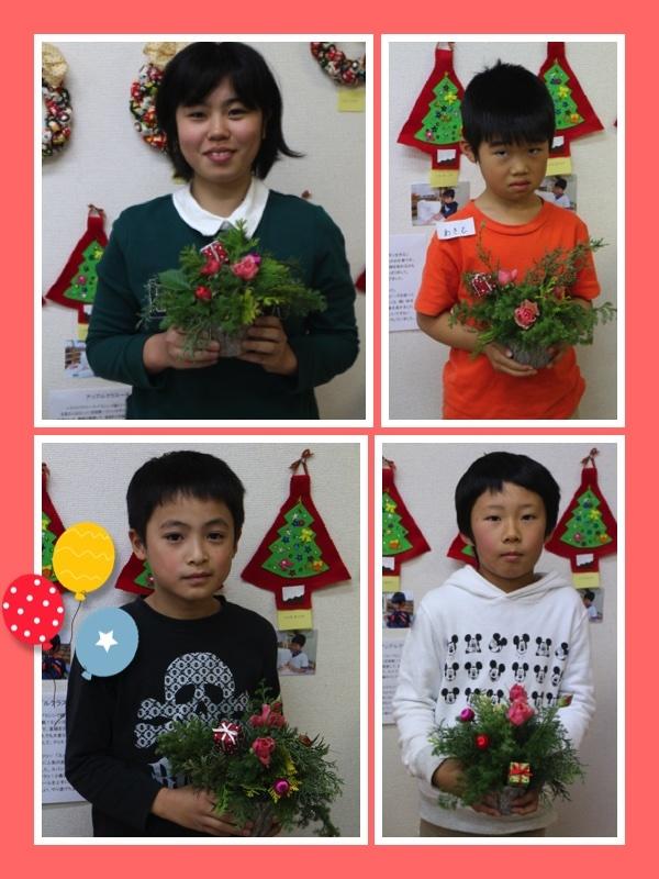 府中にある幼児教室バンビーノにてクリスマスレッスン 1_c0128489_20223080.jpg