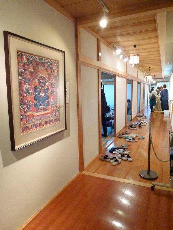カイヤナイトdayスペシャル 曼荼羅美術館_c0165589_1847157.jpg