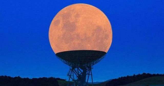 神秘的な月。_f0166694_19133358.jpg