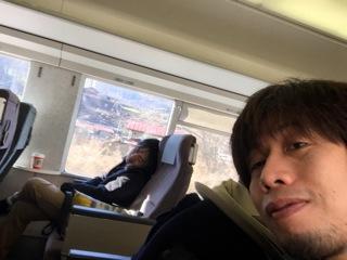 松本から静岡へレイルウェイ①_c0197505_056284.jpg