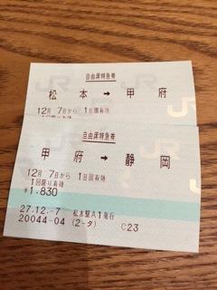 松本から静岡へレイルウェイ①_c0197505_164798.jpg