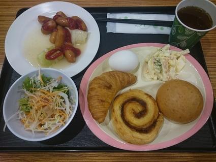 12/15 朝食バイキング@スーパーホテル新横浜_b0042308_2341509.jpg