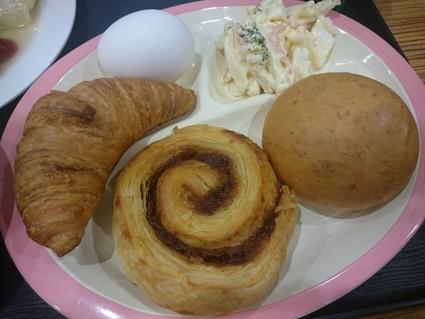 12/15 朝食バイキング@スーパーホテル新横浜_b0042308_23415534.jpg