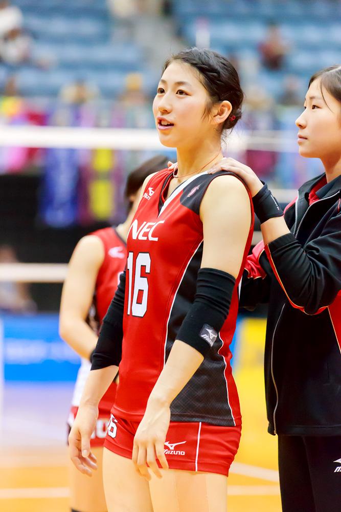奥山優奈 ~NECレッドロケッツ~ : Tatsuya Uehara Photo Blog S