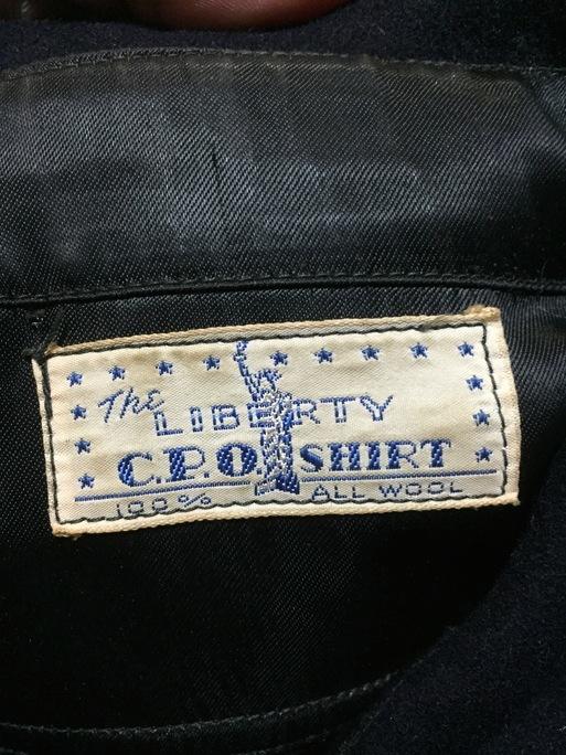 アメリカ仕入れ情報#58 30's~40's The LIBERTY  C.P.O シャツ!_c0144020_2275952.jpg