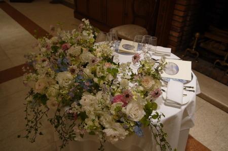 新郎新婦様からのメール リストランテASOの花嫁様 ブーケのような空の色に _a0042928_19355384.jpg