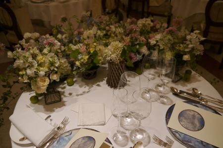 新郎新婦様からのメール リストランテASOの花嫁様 ブーケのような空の色に _a0042928_1936987.jpg