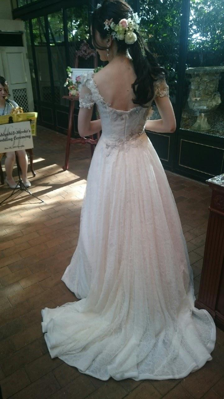 新郎新婦様からのメール リストランテASOの花嫁様 ブーケのような空の色に _a0042928_19391625.jpg