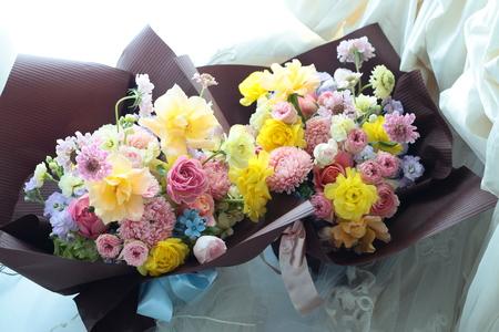新郎新婦様からのメール リストランテASOの花嫁様 ブーケのような空の色に _a0042928_19473063.jpg