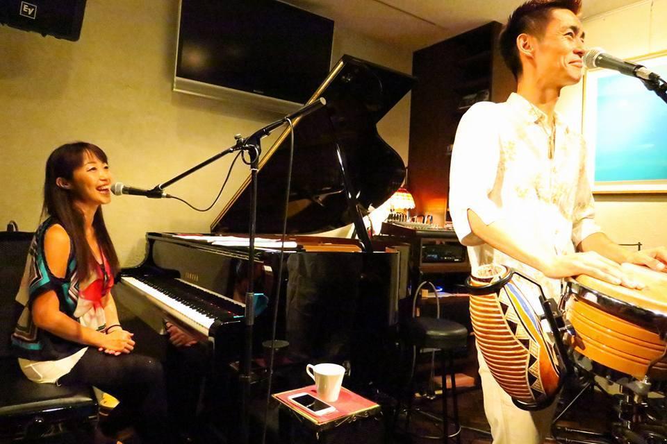 blog;温かいスープ #ラテンピアノ #キューバ #ソン #トローバ #アコースティック #ギター #師走 #学芸大学#赤坂 #祐天寺 #シエスタ #モヒート #コーヒーゼリー_a0103940_23471642.jpg