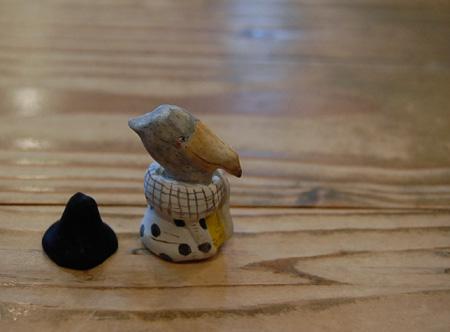 松岡文個展「冬と帽子」ありがとうございました!_a0043747_16513273.jpg