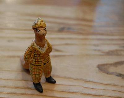 松岡文個展「冬と帽子」ありがとうございました!_a0043747_16521011.jpg