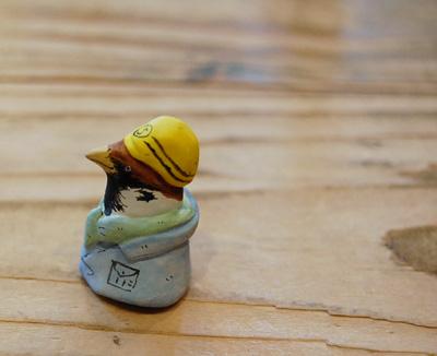 松岡文個展「冬と帽子」ありがとうございました!_a0043747_16522073.jpg