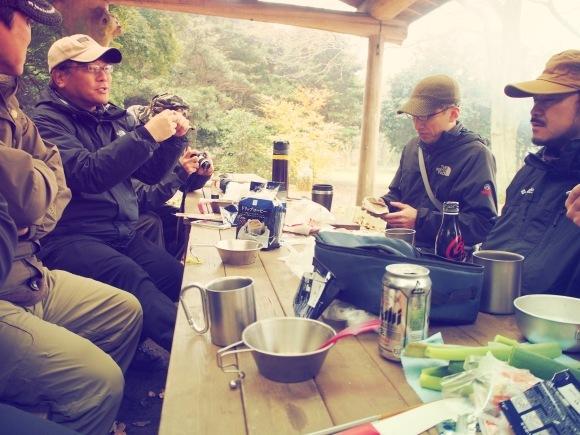 ◆キャンプマンズ2015@ホウリーウッズ キャンプレポート②_b0008655_17592312.jpeg