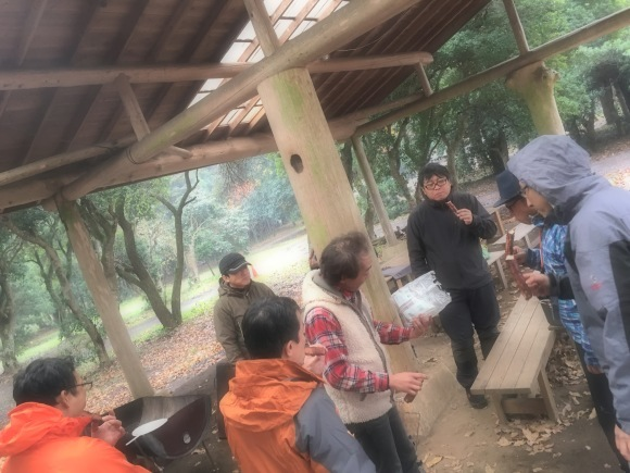 ◆キャンプマンズ2015@ホウリーウッズ キャンプレポート②_b0008655_18014079.jpeg