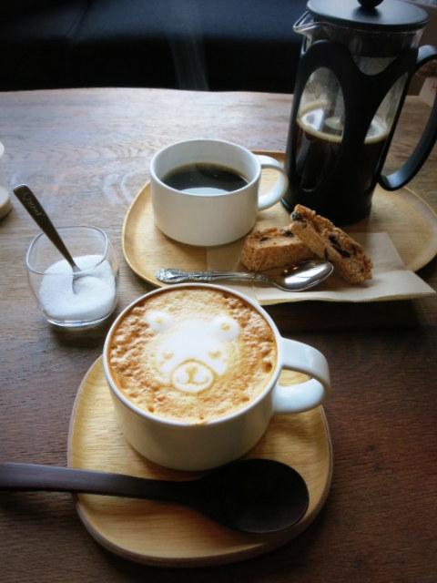 軽井沢焙煎所 Cafe\'Sucre\'  innocent coffee*NEW OPEN!_f0236260_19392955.jpg