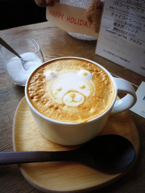 軽井沢焙煎所 Cafe\'Sucre\'  innocent coffee*NEW OPEN!_f0236260_19395975.jpg