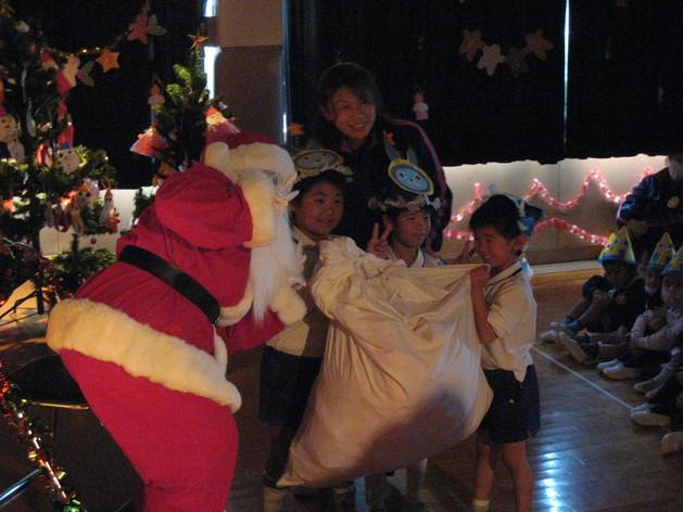 クリスマス会_b0233868_17375313.jpg