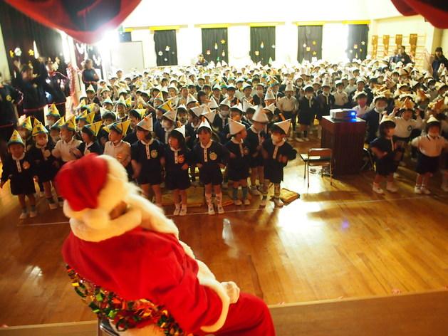 クリスマス会_b0233868_17381718.jpg