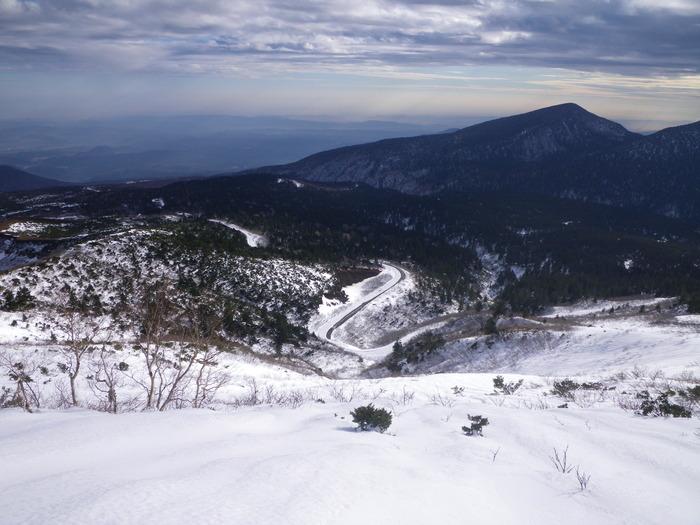 ソロで蔵王・刈田岳へ ~ 2015年12月13日_f0170180_319465.jpg