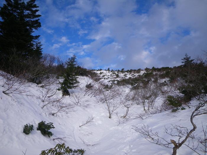 ソロで蔵王・刈田岳へ ~ 2015年12月13日_f0170180_354698.jpg