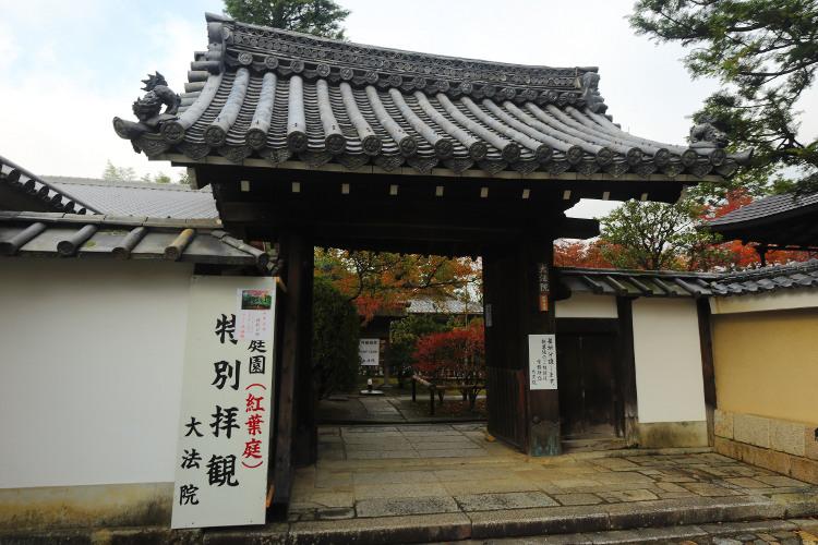 大法院(妙心寺塔頭)_e0051888_14381260.jpg