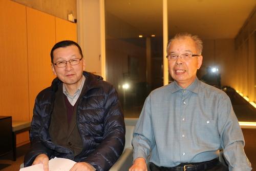 一般社団法人米沢工業会 平成27年度第2回理事会前の三役会を開催_c0075701_2182671.jpg