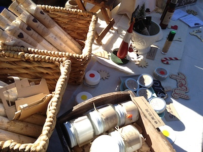 のどかで平和なイベント 〜Blue Sky Market in Rustic Table Farm〜_d0154102_01493206.jpg
