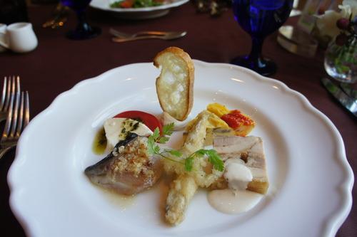 【La cucina HANA】_f0215714_16411196.jpg