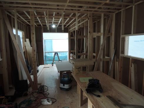 離れ住居の新築-2_f0140817_1137932.jpg