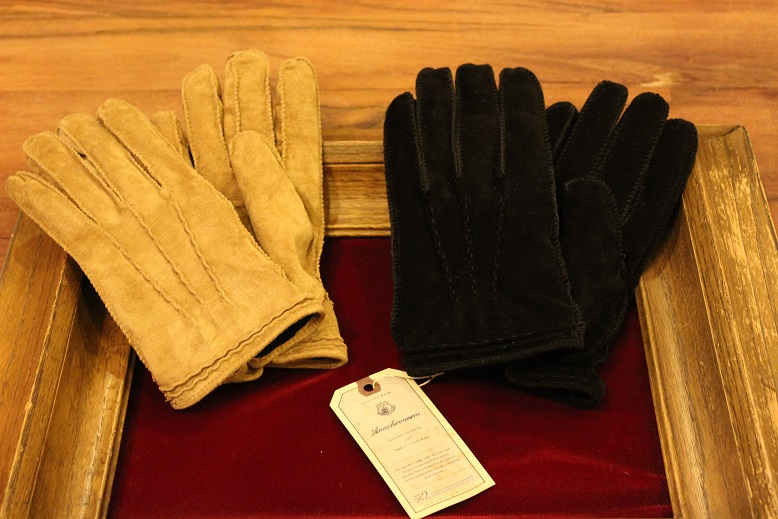 "ANACHRONORM ""GENTLEMAN\'S GLOVE by ISLAND KNIT WORKS\"" ご紹介_f0191324_964875.jpg"